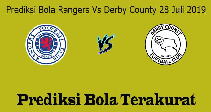 Prediksi Bola Rangers Vs Derby County 28 Juli 2019
